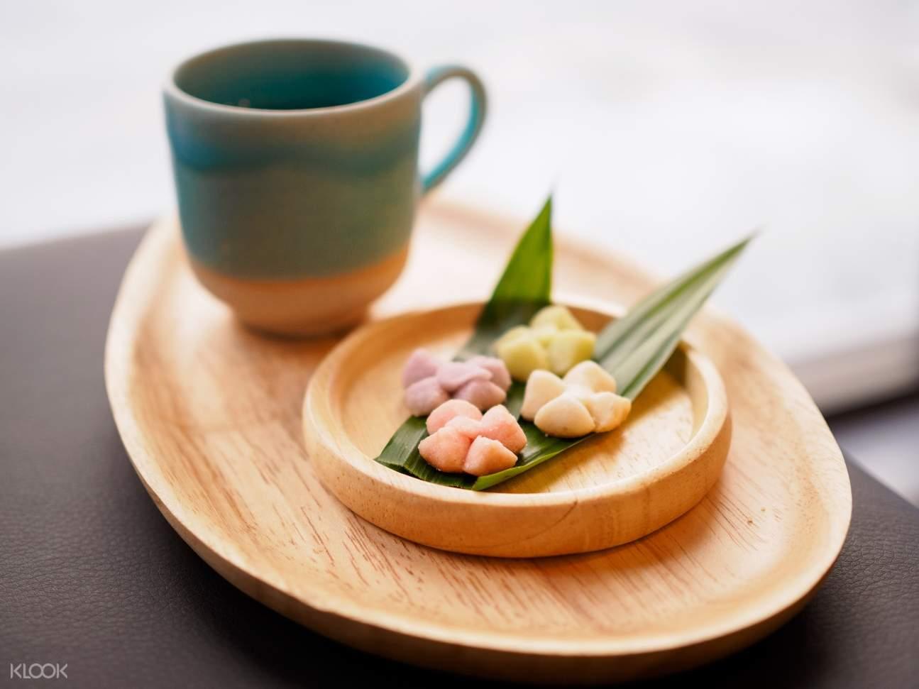 tea in thailand